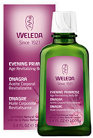 Evening Primrose Age Revitalizing Body Oil 3.4 oz. Weleda