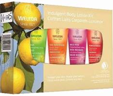 Indulgent Body Lotion Kit  Weleda