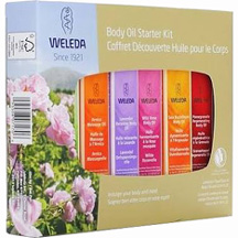 Body Oil Starter Kit Weleda