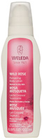 Body Lotion Wild Rose Pampering 6.8 oz. Weleda