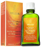 Sea Buckthorn Body Oil: Weleda