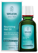 Rosemary Conditioning Hair Oil 1.7 oz. Weleda