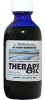 Therapy Oil Concentrate Well-in-Hand Herbals