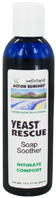 Yeast Rescue Soap 6 oz. Well-in-Hand Herbals