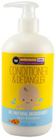 Conditioner & Detangler 12 oz.Wellements