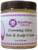 Wise Ways Crowning Glory Hair Cream