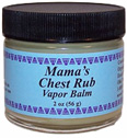 Mama's Chest Rub Vapor Balm