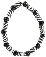 Wild Things Bracelet Zebra Zorbitz Inc.