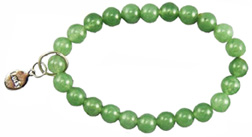Art of Luck Friendship Bracelet Aventurine Lucky Charm Zorbitz Inc.