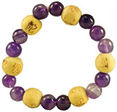 Karma Kids Bracelet Amethyst / Wishes & Dreams Zorbitz Inc.