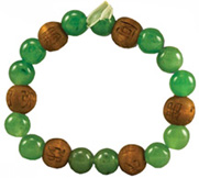 Karma Kids Bracelet Aventurine / Good Luck Zorbitz Inc.