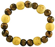 Karma Kids Bracelet Tigers Eye / Protection Zorbitz Inc.