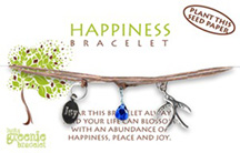 Lucky Greenie Bracelet Happiness