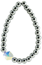 Vicente Bracelet Swarovski Magnetic Happiness Zorbitz Inc.